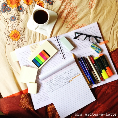 Mrs. Writes-a-latte 18 Goals for 2018 Resolutions 7