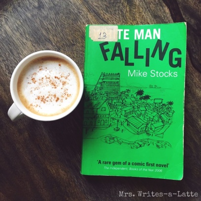 Book Review White Man Falling by Mike Stocks Mrs Writes-a-Latte 2